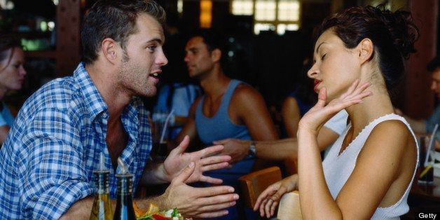 Relationship Problems: Arguments Are About Power, Not Apologies, Study Find