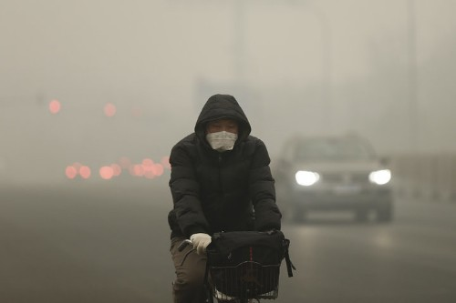 Beijing Issues First-Ever 'Red Alert' Over Air Pollution