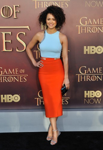 Blue And Orange Is Our New Favorite Color Combo, Thanks To This Week's Best-Dressed List