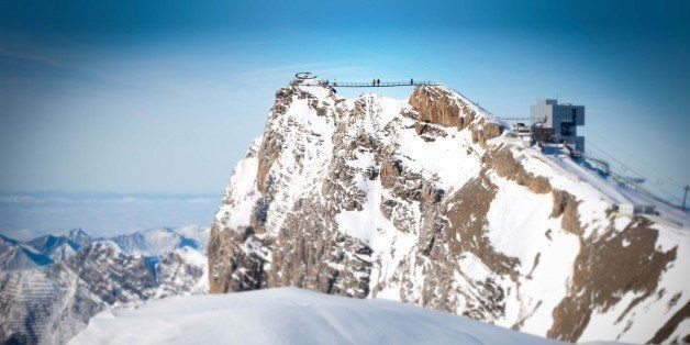 Swiss Alps 'Peak Walk' Will Send Your Stomach For A Loop