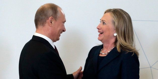 Hillary To Vlad: Thanks For The Excuse