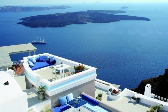 Santorini: Mother Nature's Marvel in the Aegean