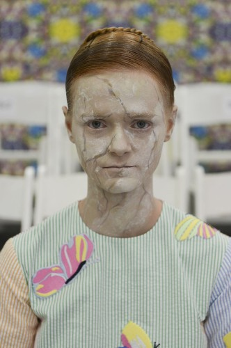 Most Outrageous Beauty At New York Fashion Week Spring 2015