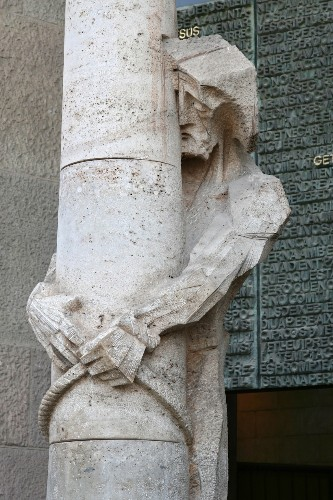 The Stunning, Spiritual Barcelona Sagrada Familia Basilica