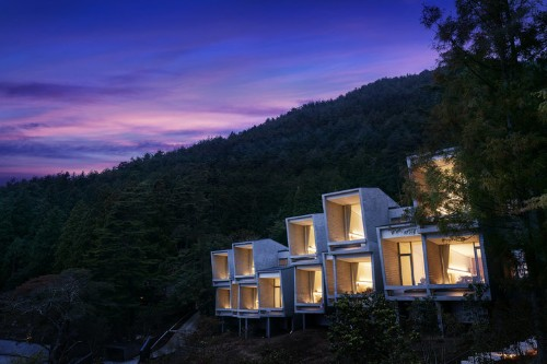 This 'Glamping' Resort Has The Most Epic View In All Of Japan