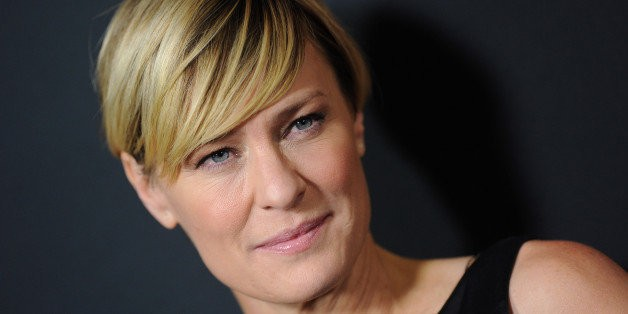 'Go Pick Your Poison' Says 'House Of Cards' Star Robin Wright On Fighting Rape And Sexual Violence