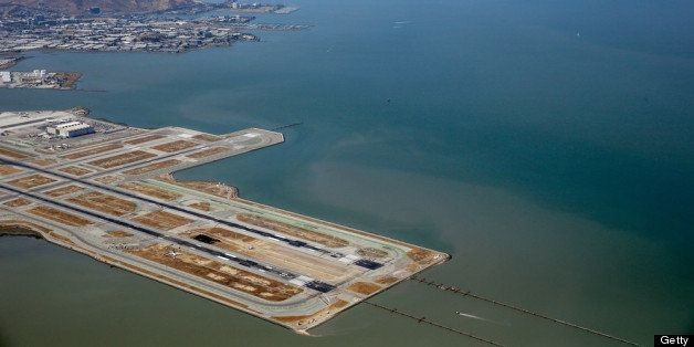 SFO Landing System, Glide Path, Off On Runway At Time Of Asiana Airlines Crash