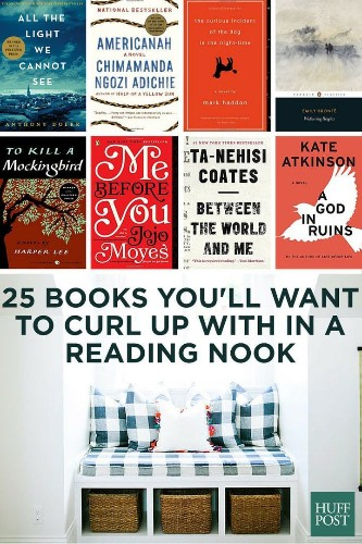 25 Books You'll Want To Curl Up With In A Reading Nook | HuffPost Life