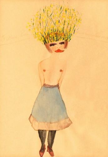 Step Into The Erotic Universe Of Proto-Feminist Artist Carol Rama