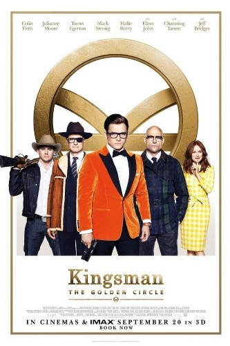 'Kingsman: The Golden Circle' Movie Premiere: Taron Egerton And Colin Firth Lead Stars On Red Carpet