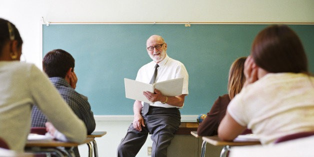 Mindfulness Could Prevent Teacher Burnout, Study Suggests   HuffPost Life