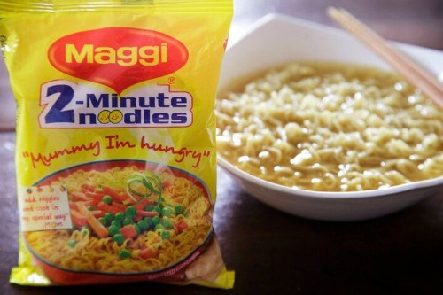 India Sues Nestlé For $100 Million After Lead Found In Noodles