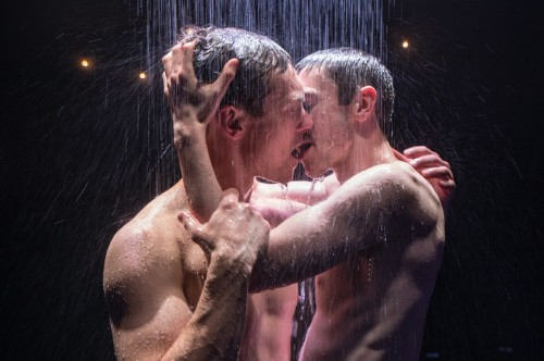 Off Broadway's 'Afterglow' Is A Steamy, Stripped Down Look At Gay Intimacy