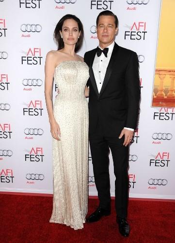 Angelina Jolie And Brad Pitt Give Off Major Wedding Vibes
