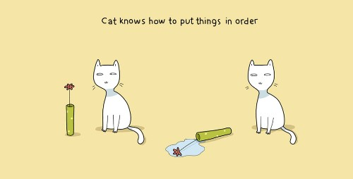 These Awesome Comics Reveal The Hilarious Truth Of Living With Cats