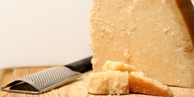 Cooking Off the Cuff: Stop! Don't Grate That Parmesan