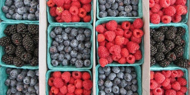 The Best Berries For Your Health | HuffPost Life