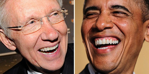 Obama, Harry Reid Invited To Take Marijuana Tour In Colorado