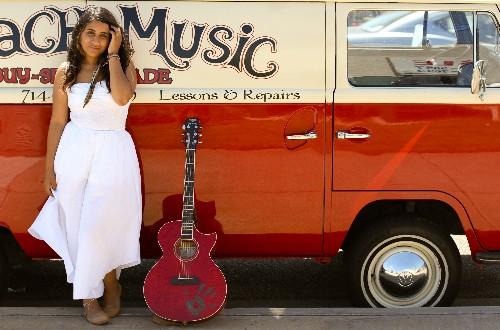 Zoya: World Music Meets Indie Folk Singer-Songwriter