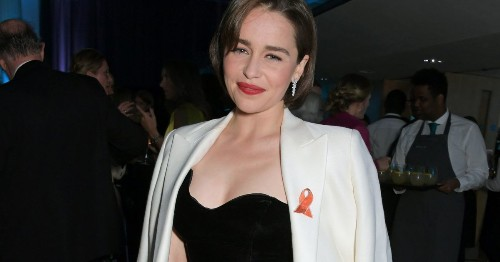 Emilia Clarke Turned Down Fifty Shades Of Grey Because She Was 'Sick And Tired' Of Being Asked About Game Of Thrones Nudity