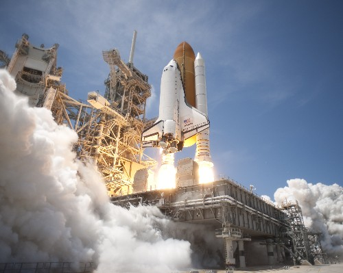 The LEGO Kennedy Space Center Launch Complex You Need To See