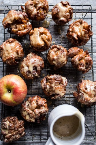 Apple Fritter Season Is Here, And So Are The Recipes You'll Need