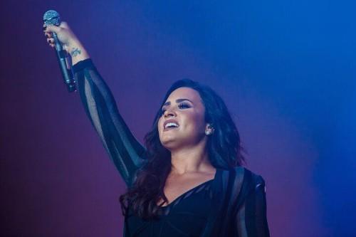 Demi Lovato Has Blessed The Social Media Dance Challenge In Her Name