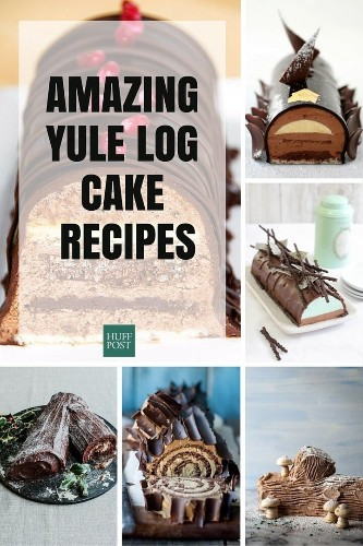 The Most Beautiful Yule Log Cakes Christmas Has Ever Known | HuffPost Life