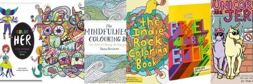 Adult Coloring Books For The Stressed Family Member In Your Life