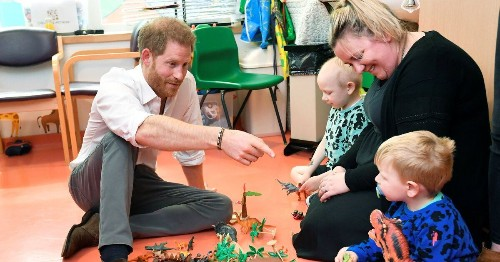 Prince Harry 'Cannot Imagine Life Without Archie' – Despite The Sleepless Nights