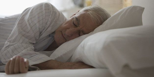 Bad Sleep Linked With Cognitive Decline   HuffPost Life