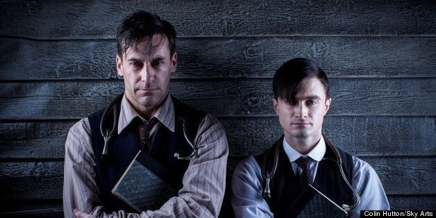 Jon Hamm, Daniel Radcliffe Returning For More 'A Young Doctor's Notebook'