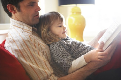 Science Proves Reading To Kids Really Does Change Their Brains