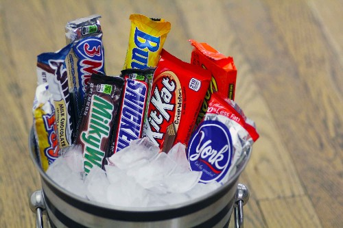 Are 9 Classic Candy Bars Better Frozen? We Found Out
