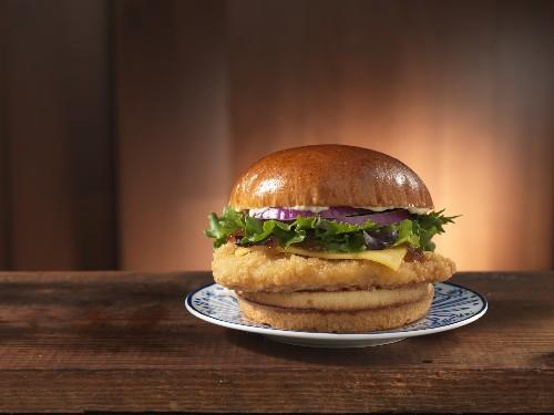 Big Cheese: Wendy's Gouda, McD's Cheddar Melt