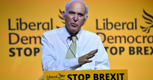 Vince Cable: Change UK Got It 'Embarrassingly Wrong'