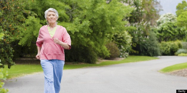 15-Minute Walk After Dinner Can Help Lower Blood Sugar In Older Adults, Study Finds | HuffPost Life