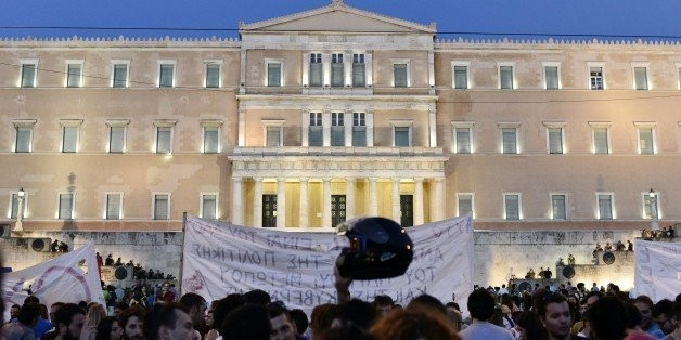 German-Led Eurozone Launching Coup Against Greek Government