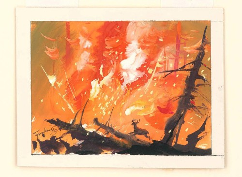 Tyrus Wong, The 'Bambi' Artist Who Endured America's Racism, Gets His Due
