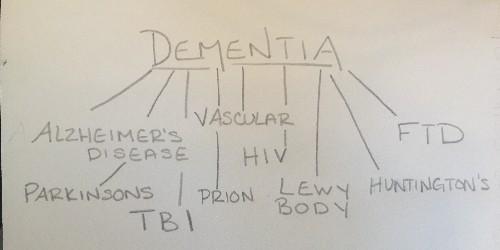 Dementia 101: Types of Dementia