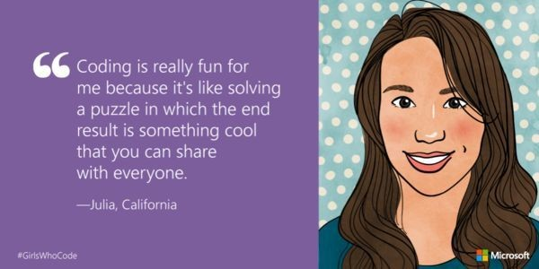 14 Girls Explain Why Women Should Learn How To Code