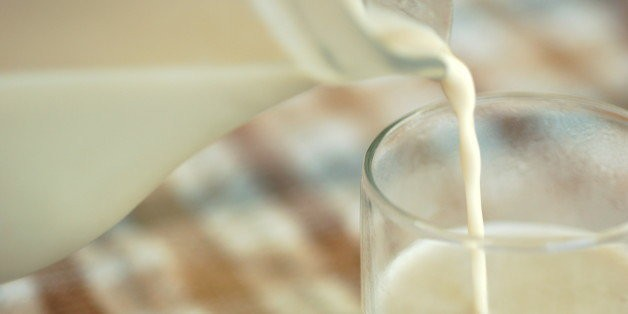 Does Milk Really Help Build Strong Bones? | HuffPost Life