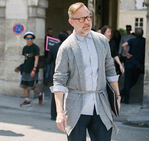 The Best Street Style Looks From Men's Fashion Week in Paris