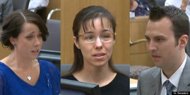 Samantha Alexander To Jodi Arias Jurors: 'Our Minds Are Permanently Stained'
