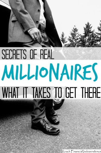 11 Millionaires Reveal Their Success Secrets