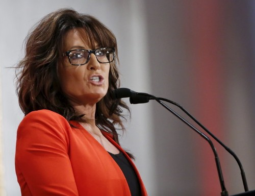Sarah Palin Compares Grassroots Conservatives To Battered Women
