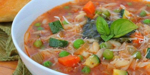 6 Summer Soups That Won't Weigh You Down | HuffPost Life
