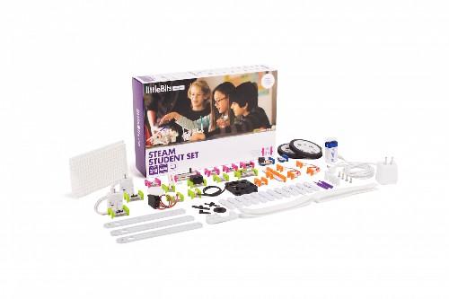 Use littleBits STEAM Student Set To Avoid Summer Brain Drain