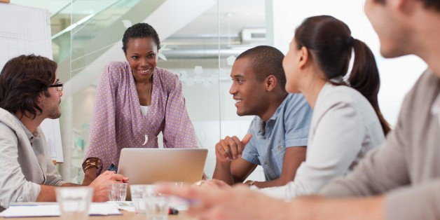 4 Tips to Tie a Team Presentation Together