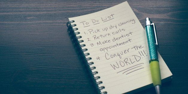 What Productive People Do To Get It All Done | HuffPost Life
